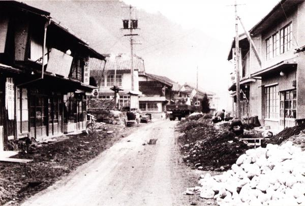 昭和17年移築前の様子